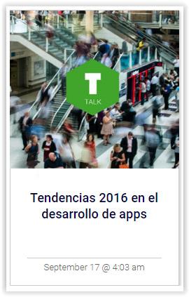 Netaholica Webinar Tendencias en el Desarrolllo de Apps